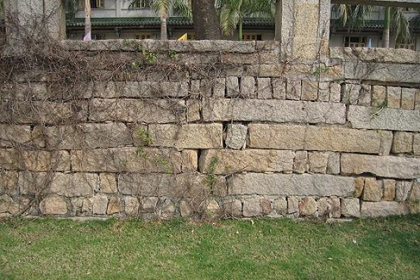 图19 护坡石